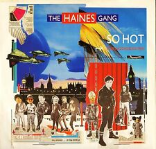 "THE HAINES GANG so hot LONX 34 uk london 1983 12"" PS VG/EX"