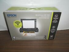 Epson WorkForce WF-100 Mobile Inkjet Color Printer WiFi