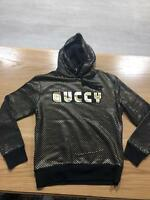 NWT Gucci Men's Black Casual Hoodie