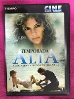 TEMPORADA ALTA DVD IRENE PAPAS KENNETH BRANAGH JACQUELINE BISSET ESPAÑOL INGLES
