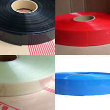 1 Meter PVC Heat Shrink Tubing Wrap RC Akkupack 7mm ~ 450mm LiPo NiMH NiCd