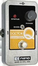 EHX Electro Harmonix DOCTOR Q Envelope Follower Guitar Effects Pedal / Stomp Box