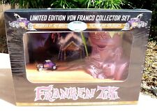 Von Franco Franken Tiki Hot Wheels Collector Set 1:64 Scale Number 1,671 / 6,500