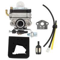 Carburetor Kit For Honda FG100 GX22 GX31 Mantis Tiller 4 Cycle Engine Air Filter