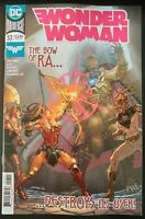 WONDER WOMAN #53a (2018 DC Universe Comics) ~ VF/NM Book