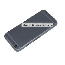 """METAL REPLACEMENT ALLOY BACK BATTERY HOUSING COVER CASE Grey FOR IPHONE 6 4.7"""""""