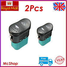 2 X Electric Door Window Rocker Switch For Ford Transit MK7 2006-13