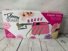 Fleurs Finery Flower Making Tool Heating & Shaping Tools New - Open Box