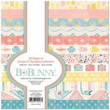Paradise Collection Scrapbooking 6x6 Paper Pad 36 Pages BoBunny 7310246 NEW