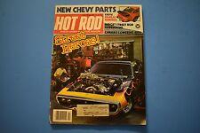 Hot Rod Magazine February 1983 Issue