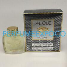 Lalique LION Pour Homme BY Lalique for MEN EAU DE PARFUM 4.5 ML / 0.15 OZ (BA09