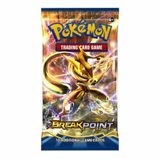 BREAKpoint Pokémon Individual Cards in English