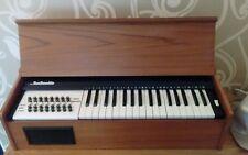 Fabio Busilacchio Vintage Electric Reed/Pump Organ Fully Working Retro Keyboard
