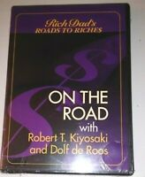 Rich Dad's Roads to Riches On The Road with Robert T. Kiyosaki and Roos DVD