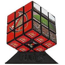 Arsenal FC Football Collectors Edition Rubik's Cube Puzzle Paul Lamond