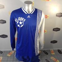 adidas soccer t-shirt size l