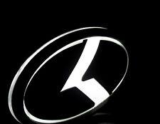2 Way White  LED K Logo Emblem Badges front (hood) for Kia Optima 2011-2015 NEW