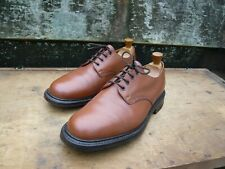 JOSEPH CHEANEY DERBY – BROWN / TAN - UK 9 – EXCELLENT CONDITION