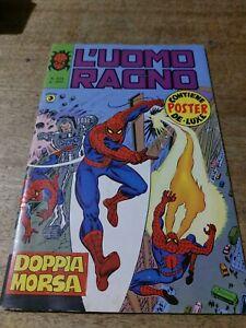 L'UOMO RAGNO (Corno) n. 234 -  OTTIMO, con POSTER !!!!!!!