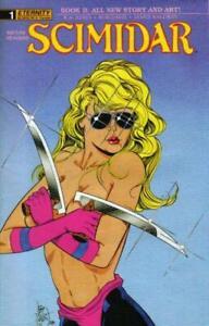 SCIMIDAR Comics ultimate digi collection Sci-Fi Digi comics DVDs - Rare