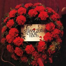 THE STRANGLERS - NO MORE HEROES   CD NEUF