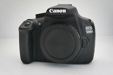 Canon EOS 1200D 18.0MP Digital SLR Camera Body only. (USB not working)