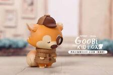 POP MART x Okluna Goobi the Kid Fox Handz JR. Mini Figure Designer Toy Secret