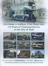FROM TRAMS TO TROLLEYS TO LOW FLOOR BUSES published 2009