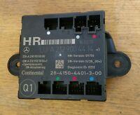 MERCEDES C CLASS DOOR CONTROL MODULE W204 REAR oem A2129004014 #ob4