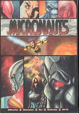 MICRONAUTS VOLUME 1 REVOLUTION DIGEST IMAGE COMICS 2004