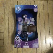 "Disney Pixar, Inside Out ""Fear"" Action Figure by TOMy. New in Box Pixar!"