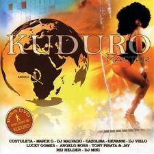 COMPILATION - KUDURO MASTER NEW CD