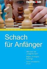 Schach für Anfänger von László Orbán (2010, Taschenbuch)