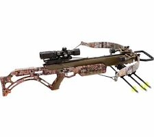 Excalibur Matrix Bulldog 380 380fps Tact-Zone Camo Crossbow Package E95859