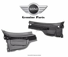 For Mini R55 R56 Cooper Pair Set of Left & Right Windshield Cowl Cover Genuine