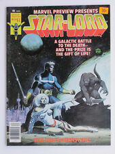 Marvel Preview # 14 Marvel Magazine 1978 Star Lord nm-P