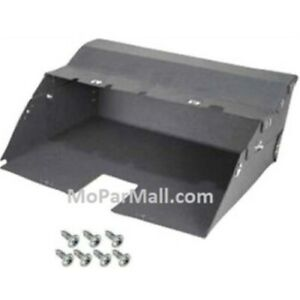 Glove Box for 1970-1974 MoPar E-Body