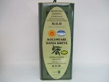 Olivenöl Kolymvari Hania Kreta extra natives Olivenöl 5 Liter BIO Organic