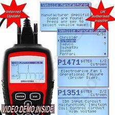 Ford Fusion Galaxy KA Kuga Mondeo S-MAX Code Diagnostic Reader Scanner tool
