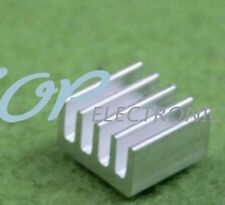Aluminum Heat Sink 8.8 x 8.8 x 5 mm for StepStick A4988 Chip IC LED Power 10Pc