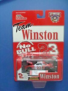 #23 - JIMMY SPENCER - TEAM WINSTON LMTD EDITION 1:64 DIECAST CAR - PLEASE READ !