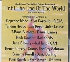 Until The End Of The World: Music From The Motion Picture Soundtrack cd vgc
