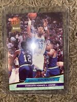 alonzo mourning Rookie Card Ultra Fleer Rookie 92-93 Charlotte Hornets #234