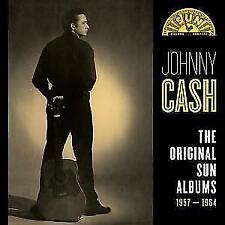 The Original Sun Albums 1957-1964 von Johnny Cash (2017)