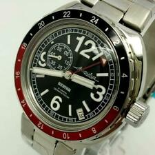RUSSIAN Military  WATCH VOSTOK AMPHIBIAN NEPTUNE DIVER 200 m. 960762