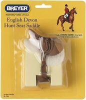 Breyer Traditional Devon Hunt Seat Saddle Horse Toy Accessory New