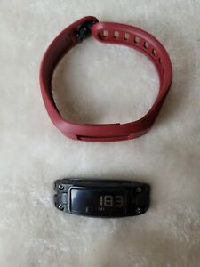 Garmin Vivofit 2 Fitness Excise Activity Calories Tracker w/ Small Red Band