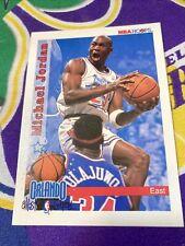 1992-93 NBA Hoops All-Star Weekend Card #298 Michael Jordan Chicago Bulls