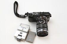 Olympus PEN Lite E-PL5 - 16.1MP Digital SLR Camera - Black w/ WIDE 12-50mm Lens