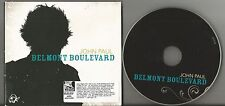 John Paul - Belmont Boulevard 12 tracks Dan Dugmore Set Me Up 21 Chameleon  D